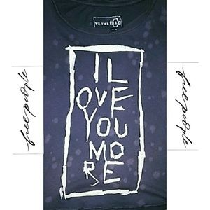 """FP """"I Love You More"""" Top*"""